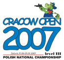 CRACOW OPEN 2007 - POLISH NATIONAL CHAMPIONSHIP 2007 - IPSC LEVEL III